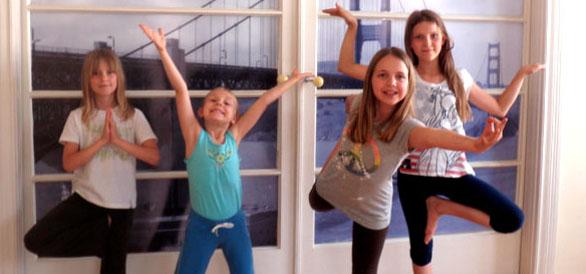 Kids Yoga TTC